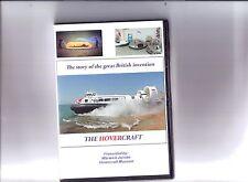 Il nuovo film HOVERCRAFT 80 min GRANDE BRITSH invenzione Nave da AVIAZIONE DVD