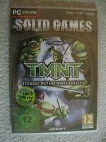 PC DVD Rom TMNT Teenage Mutant Ninja Turtles Neu OVP