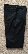 """Women's Size 10 Black The Limited Cassidy Fit Walking Shorts / Capris 35"""" x 14"""""""