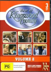 The Best Of Kingswood Country - Volume 2 (DVD) - Region 0