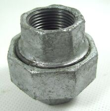 """Galvanized Pipe Fitting World Wide Sourcing Galvanized Pipe Union 3/4"""""""