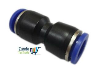 Pneumatik Steckverbinder Schlauchverbinder Adapter Reduzierung Druckluft