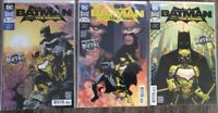 Batman and the Signal (2018) # 1-3 Complete Lot 1st Prints Metal Dc Snyder