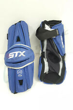 Stx Lacrosse Arm Guards Stallion Hd Medium Royal Blue Pd Ags4 02 Rl/Xx