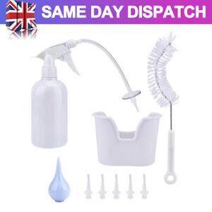 Ear Wax Removal Cleaner Irrigation Washer Ear Basin Spray Bottle Flush System