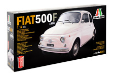 Italeri 1 12 Fiat 500f (1968 Version) / 510004703