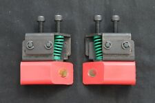 Taurus Underpinner Red Clamp Pad Assembly
