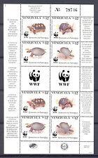 VENEZUELA WWF 1 SHEET   ** MNH  VF  -TURTLE TORTUE TORTOISE-  @67
