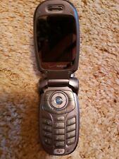 New listing Lg Vx8300 - Gray (Verizon) Cellular Phone