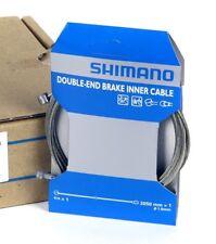 Cable Frein Acier Vélo Route Et VTT Shimano 2050mm / diam 1,6mm