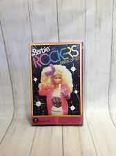 VINTAGE BARBIE And The ROCKERS DRESS-UP SET