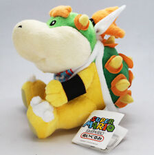 """Super Mario 7"""" Bowser Jr Plush Doll Plushie Adorable and soft collectible"""