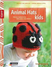 Animal Hats Kids: Freche Tiermützen für Jungs und Mädels Topp 6920