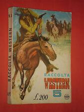raccolta western-DA LIRE 200-N° 5- DEL 1969 SUPPL-CUCCIOLO-EDIZIONI ALPE MILANO