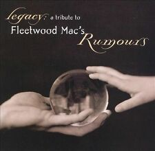 Legacy: A Tribute to Fleetwood Mac's Rumours by VA (CD, 1998) Tonic/Elton/Jewel