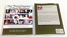 The Encyclopedia of Pool Hustlers by Freddy Bentivegna FREE DVD - OnePocket HOF