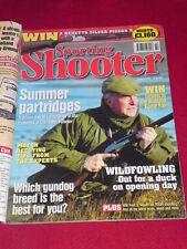 SPORTING SHOOTER - SUMMER PARTRIDGES - Oct 2007 # 48