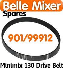 Belle Cement Concrete Mixer Drive Belt Electric 130 Spares Parts Minimix 9912
