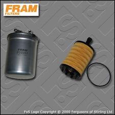 KIT di servizio per Seat Ibiza (6L) 1.9 TDI FRAM olio filtri di carburante (2005-2009)