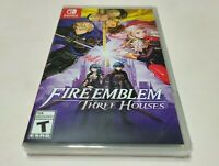 Fire Emblem: Three Houses -- Standard Edition (Nintendo Switch, 2019) NEW