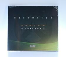 Overwatch - Collector's Edition Soundtrack - CD Album New & Sealed