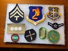 WW1 WW2 Military Paratrooper Army Navy Marine Patch Shoulder Insignia Lot 357