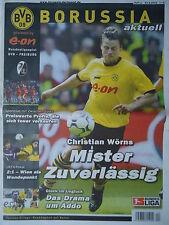 Programm 2003/04 Borussia Dortmund - SC Freiburg
