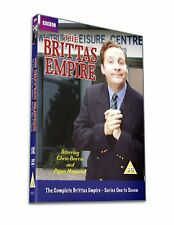 The Brittas Empire Series 1 2 3 4 5 6 7  Season 1-7 Region 2 New DVD complete