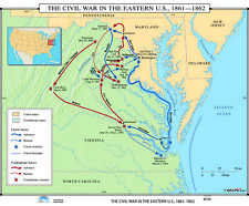 036 The Civil War in the Eastern Us, 1861-1862