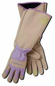 Magid Glove & Safety Professional Rose Pruning Thornproof Gardening Gloves wi...