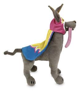 Disney Store Dante Pixar Coco Dog Plush Soft Toy Spirit Costume Noche Libre NEW