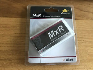 MxR Express Card Adapter/Reader SDHC/SDXC  For Sony Cameras Brand: E-Films.