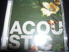 Acoustic Various 2 CD Ft Xavier Rudd Radiohead Neil Finn Paul Kelly Missy Higgin