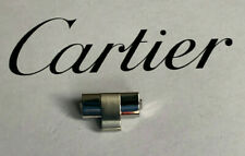 Authentic 19mm Cartier Roadster Stainless Steel Bracelet Case Lugs