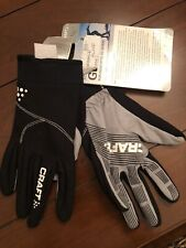 New Craft Pro Performance Gloves Size Medium - Skiers Gloves