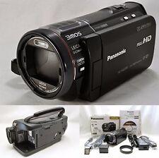 Panasonic Digital Video Camera Recorder Camcorder HC-X920M 64GB 3MOS Full Mint