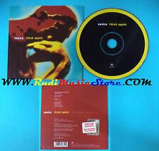 CD Singolo Venice Think Again COL 672831 1 AUSTRIA 2002 PROMO CARDSLEEVE(S24)