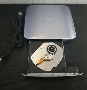 LG BD40 Portable Blu-Ray Player / Writer / 3D Playback Brand NEW Open Box