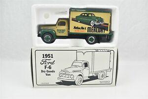 First Gear Mercury Merc-O Matic 1951 Ford Goods Van 19-1116 1:34 Scale