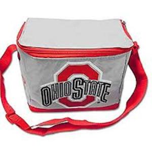 OSU 6 Pack / Lunch Bag Cooler ~ Ohio State Buckeyes