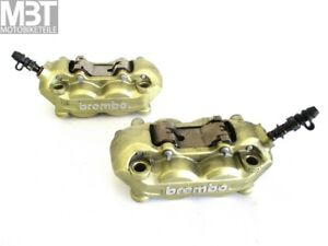 Mv Agusta F3 675 Brake Calipers Front Brake Caliper Bj.2012