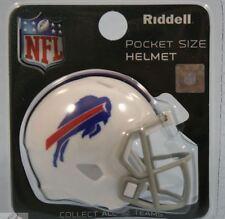 NEW NFL American Football BUFFALO BILLS Riddell SPEED Pocket Pro Helmet