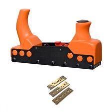 Handhobel Samvaz Rali 220 orange Evolution inkl. 4 Original Ersatzmesser