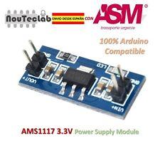 AMS1117 LM1117 4.5-7V turn 3.3V DC-DC Step Down Power Supply Module