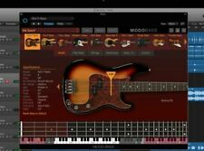 IK Multimedia MODO Bass & free Fender Collection, Genuine Licenses, New