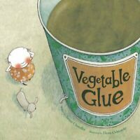 Vegetable Glue by Susan Chandler Paperback Book The Fast Free Shipping