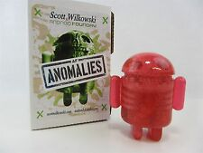 Scott Wilkowski Infected Android Anomalies resin Pink w/ colorful sparkles