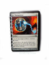 Icy Manipulator Handmade Upcycled Jumbo Magic the Gathering Card Notebook