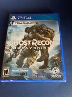 Tom Clancy's Ghost Recon: Breakpoint - PlayStation 4 Brand New PS4