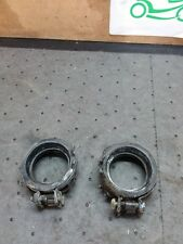 88-2000 Honda Goldwing GL1500 Pair of Carb to Intake Boots with Clamps